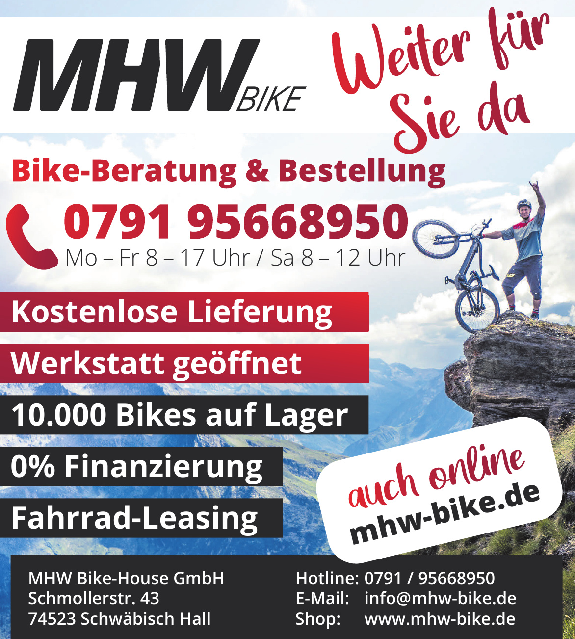 MHW Bike-House GmbH