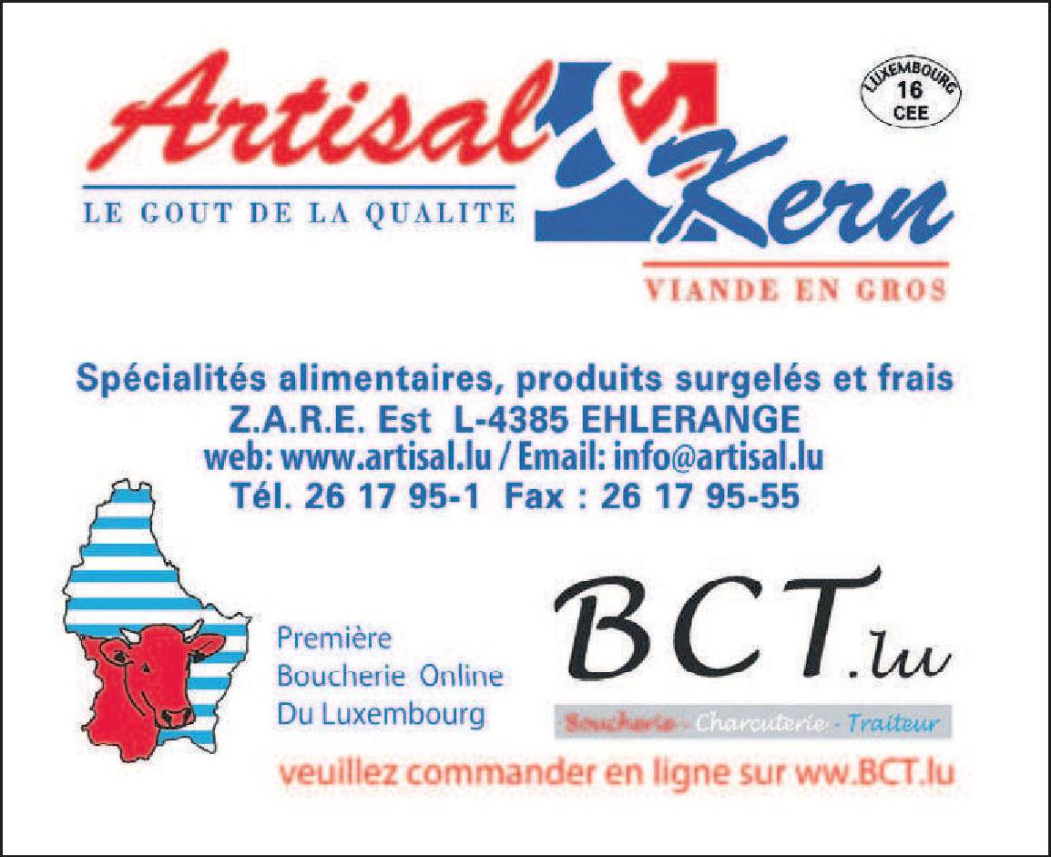 Artisal & Kern Z.a.r.e. est