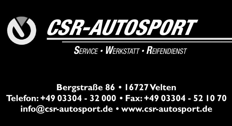 CSR-Autosport