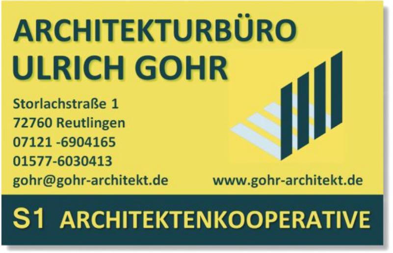 Architekturbüro Ulrich Gohr