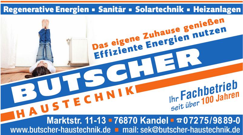 Butscher Haustechnik