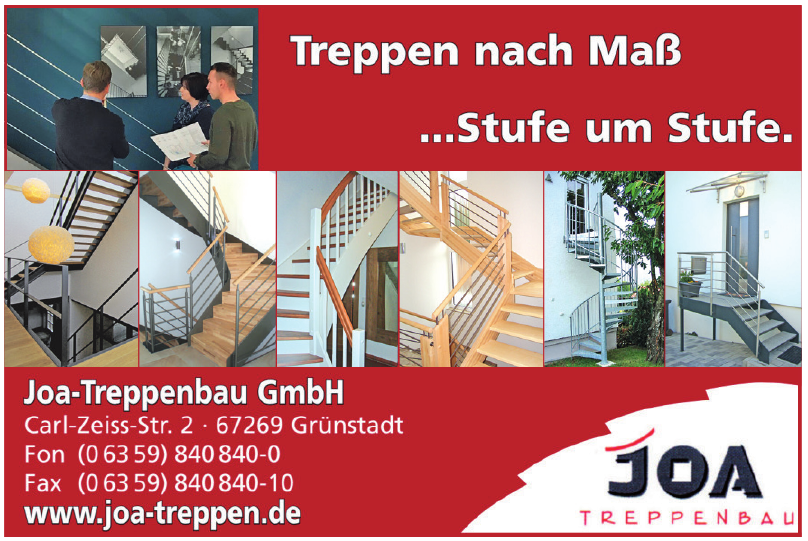 Joa-Treppenbau GmbH