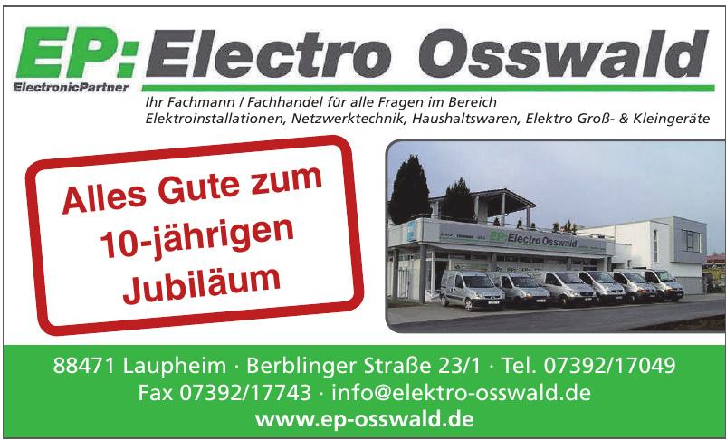 Elektro Osswald GbmH & Co. KG