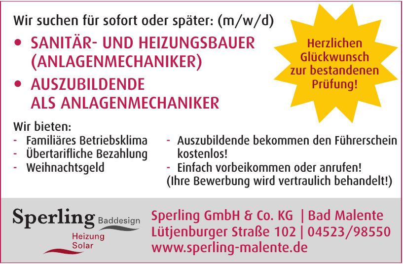 Sperling GmbH & Co. KG