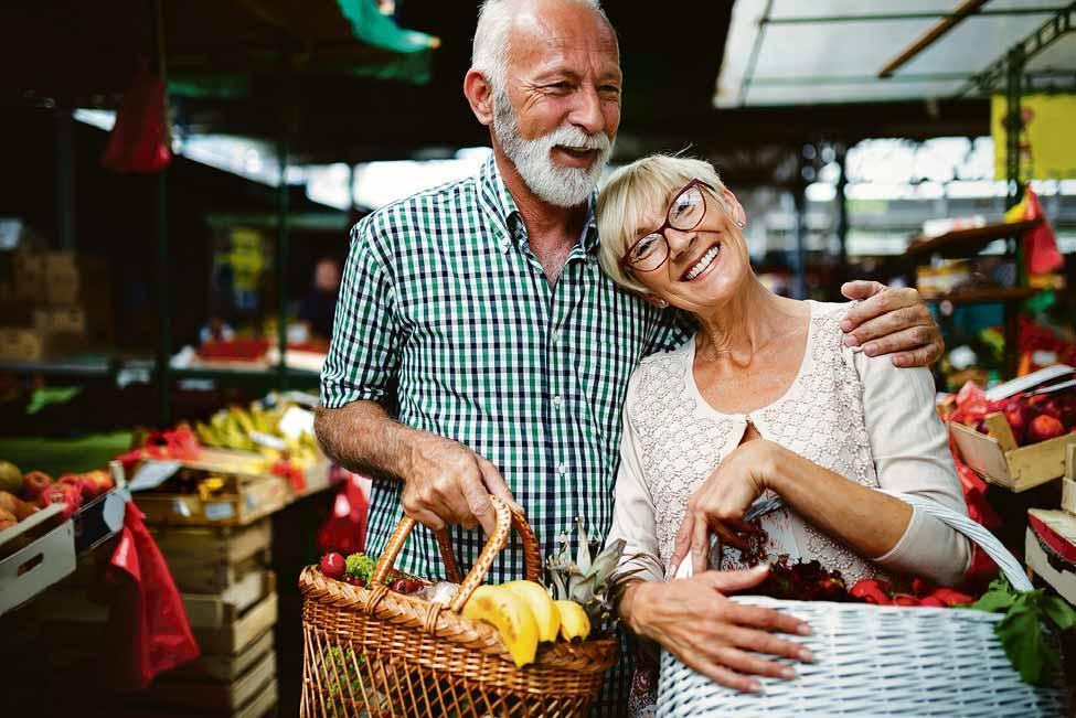 Mangelernährung gilt als eine der häufigsten und am wenigstenbeachteten Krankheiten im Alter. Foto: stock.adobe.com