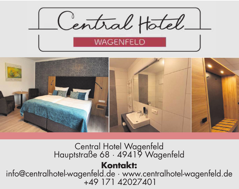 Central Hotel Wagenfeld