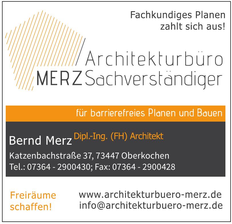 Architekturbüro Merz