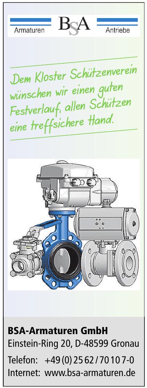 BSA-Armaturen GmbH