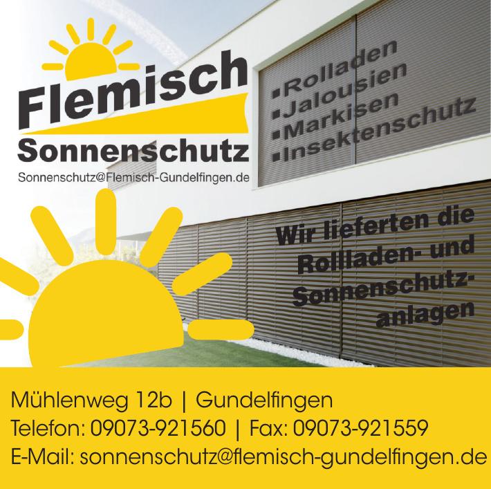 Flemisch Sonnenschutz