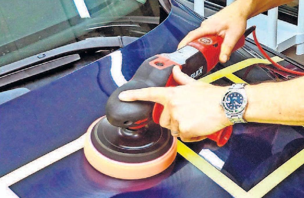 Zur Autopflege sollten nur hochwertige Produkte aus dem zertifizierten Fachhandel verwenden. Foto: z/ampnet/GTÜ