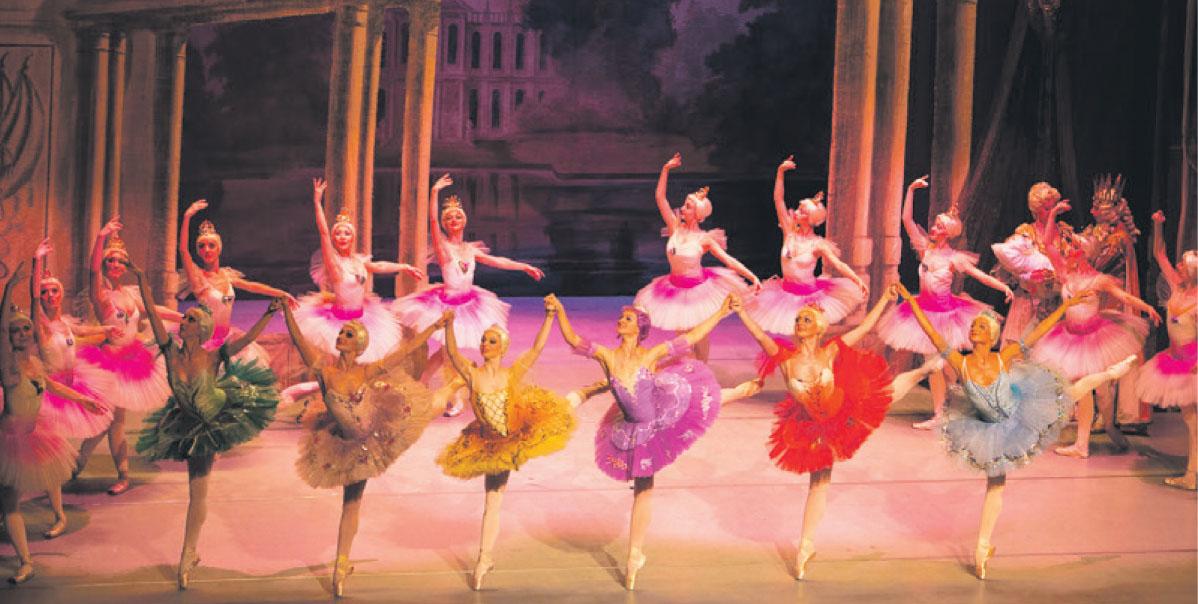 Dornröschen – ein Ballett für die ganze Familie, © ART STAGE