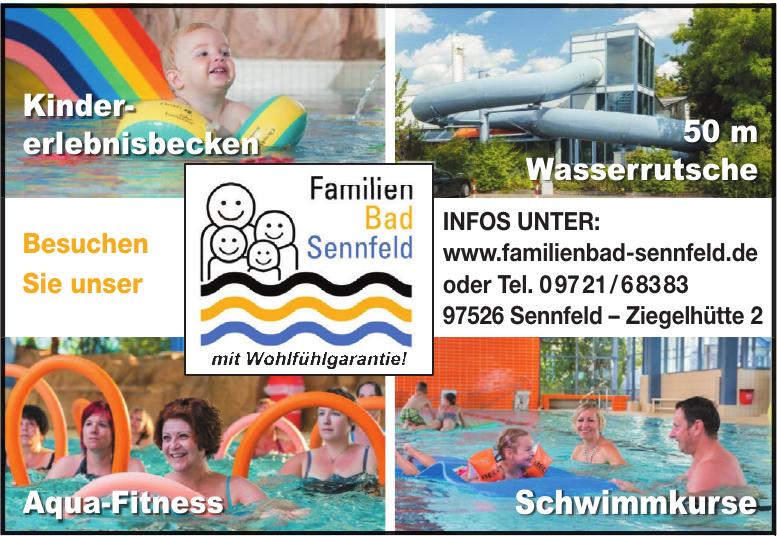 Familien Bad Sennfeld