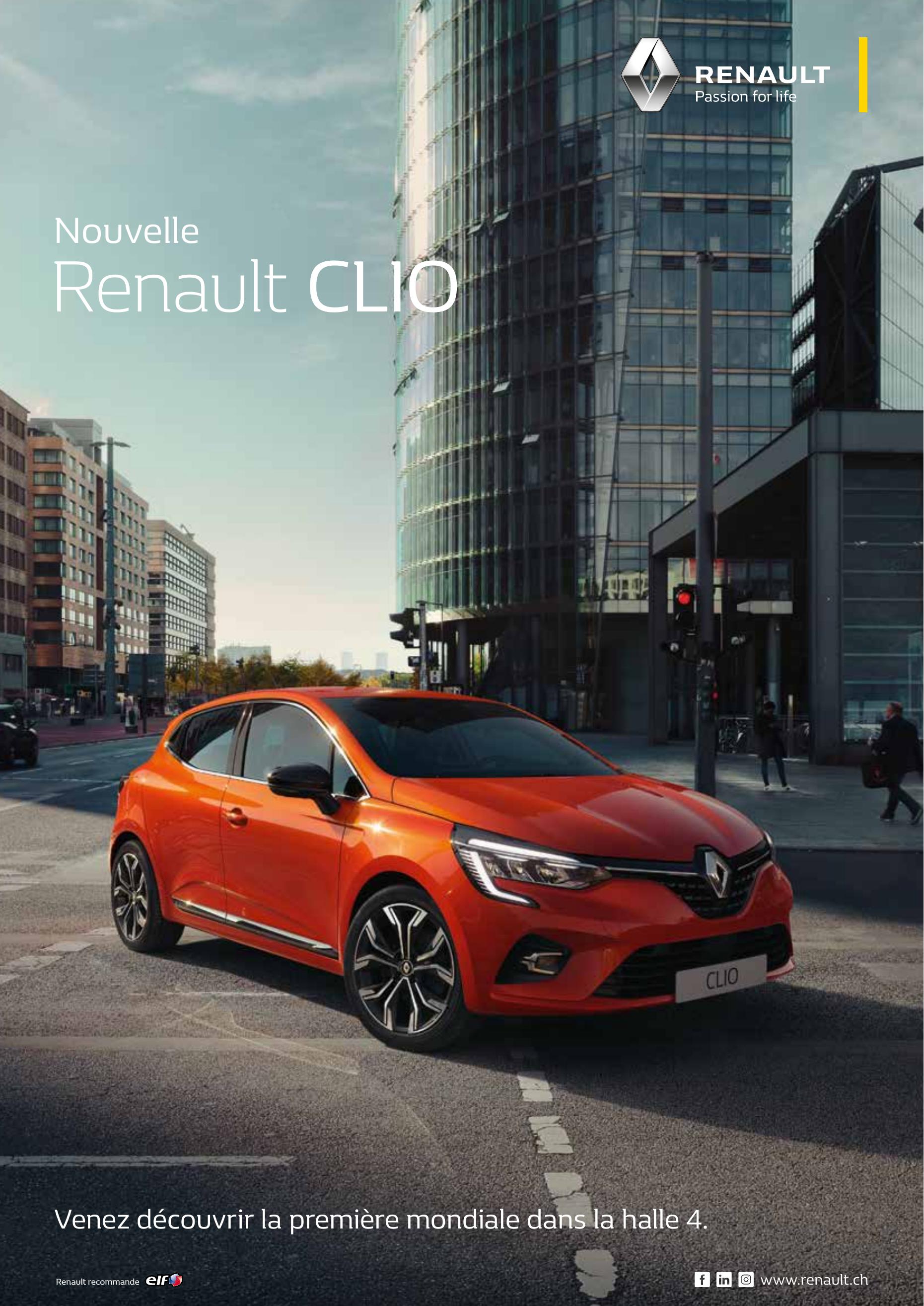 Renault Suisse SA