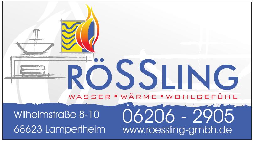 Rössling GmbH