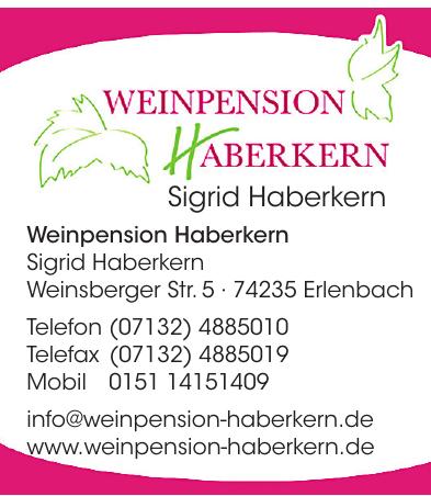 Weinpension Haberkern