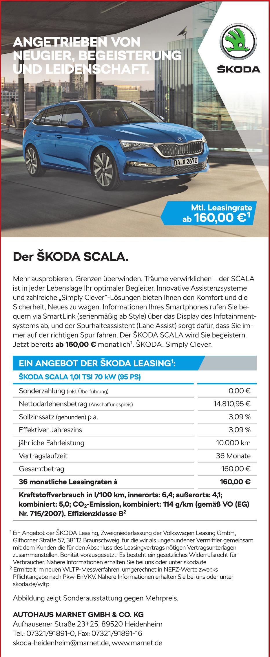 Autohaus Marnet GmbH & Co. KG