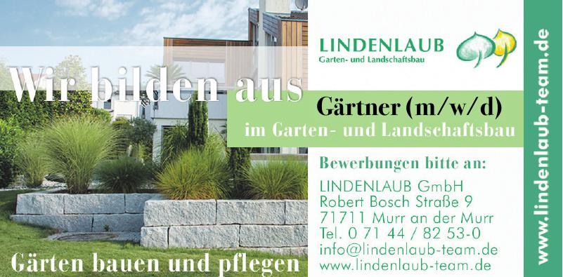 Lindenlaub Garten- und Landschaftsbau