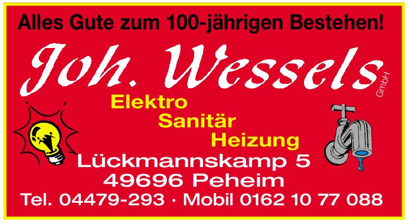 Joh. Wessels GmbH