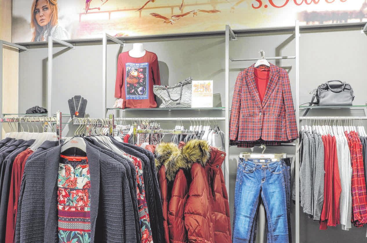 Anlässlich des 25-jährigen Geschäftsjubiläums bietet HOT Jeans & Mode ebenso viel Rabatt auf das gesamte Sortiment.