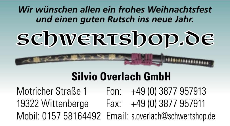 Silvio Overlach GmbH