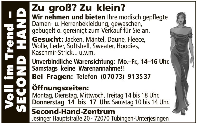 Second-Hand-Zentrum