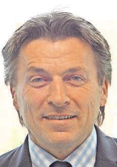 Andreas Zimmermann, Bürgermeister.