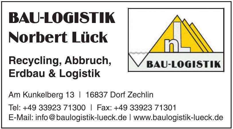 Bau-Logistik Norbert Lück