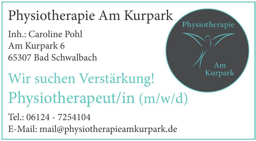 Physiotherapie Am Kurpark