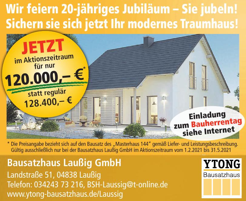 Bausatzhaus Laußig GmbH