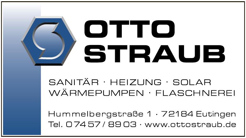 Otto Straub