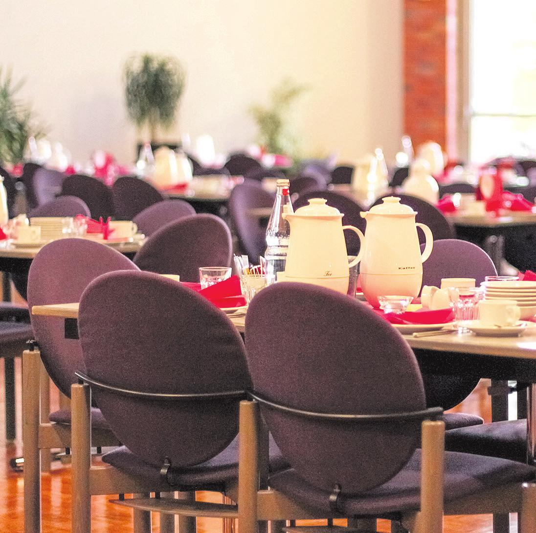 Am Samstag, 16. November, wird zum dritten Mal zum Frauenfrühstück eingeladen. Foto: Becker