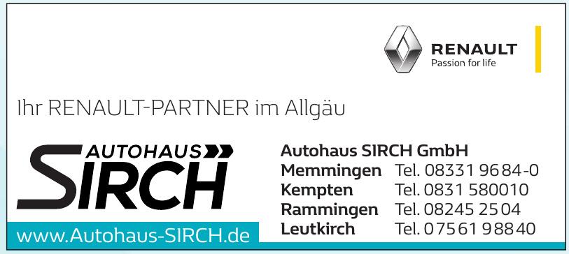 Autohaus Sirch GmbH