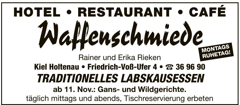Waffenschmiede Rainer und Erika Rieken