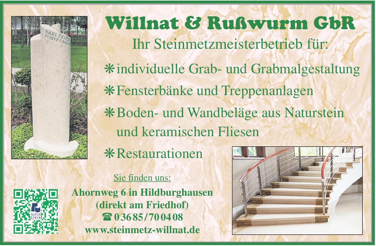Grabmale Willnat & Rußwurm