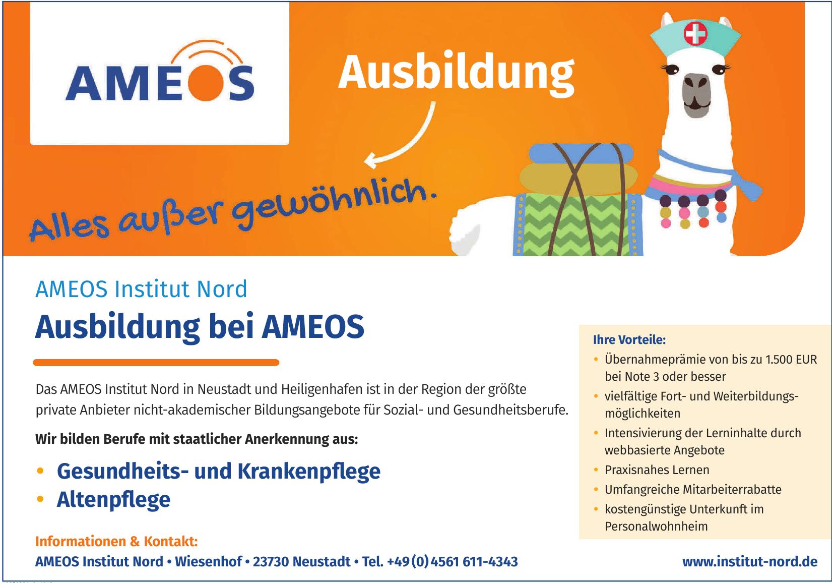AMEOS Institut Nord
