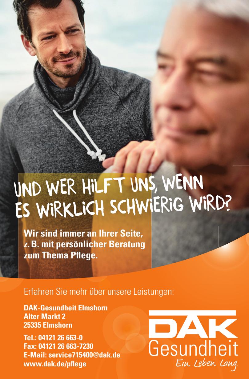 DAK-Gesundheit Elmshorn