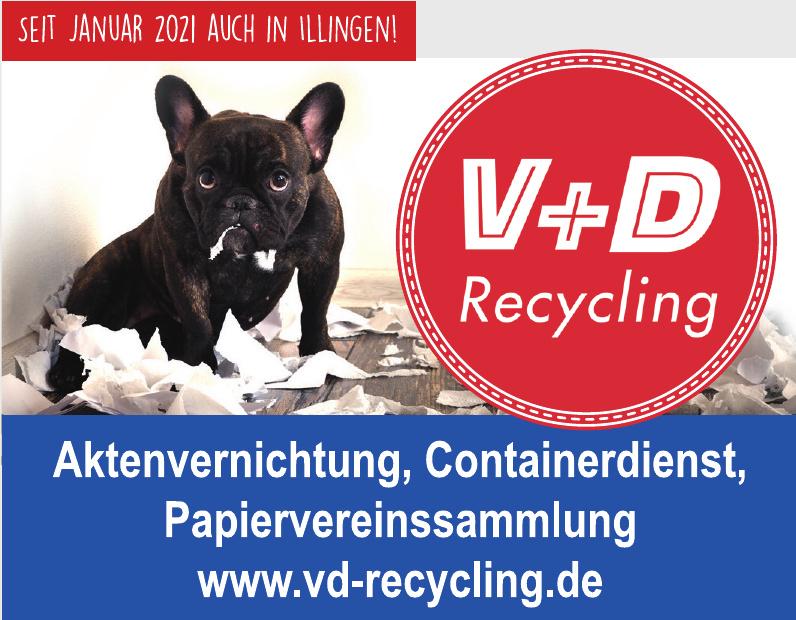 V+D Recycling