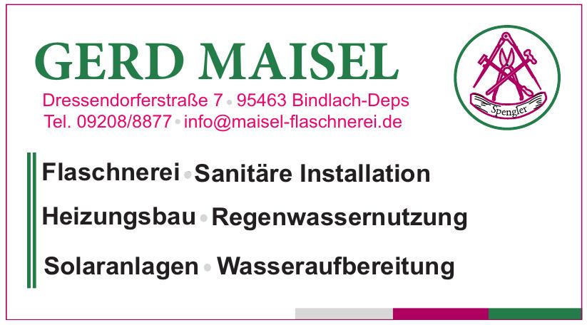 Gerd Maisel