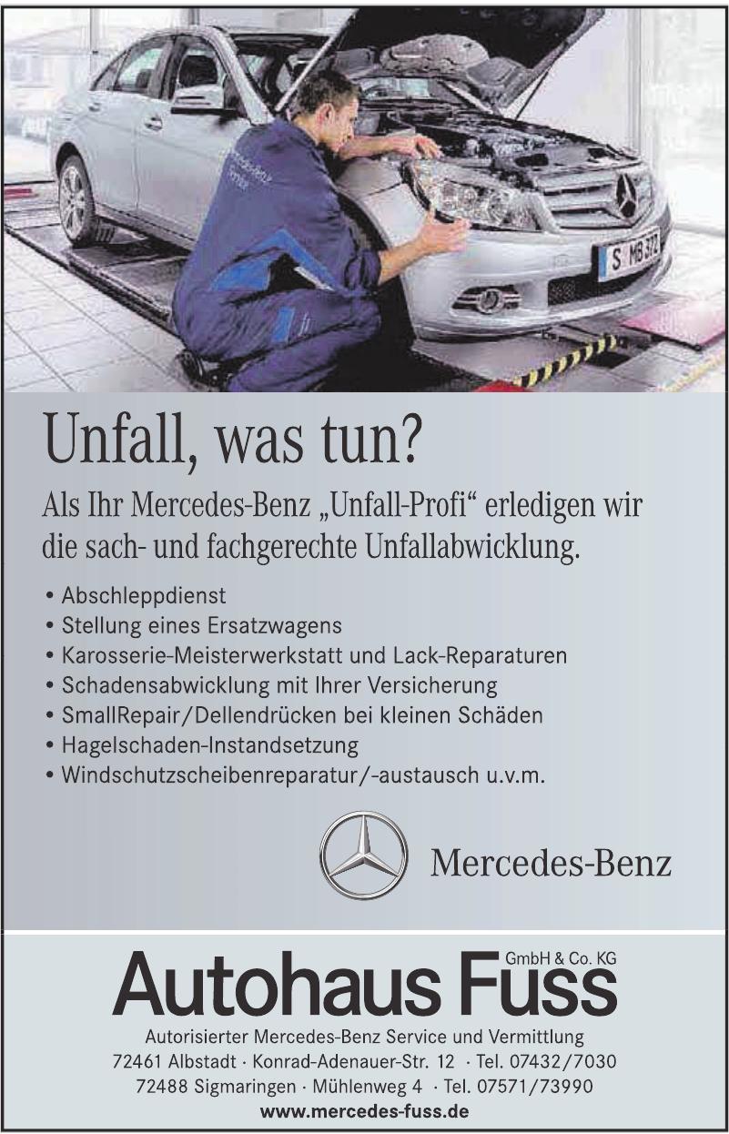 Autohaus Fuss GmbH & Co. KG