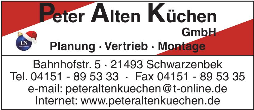 Peter Alten Küchen GmbH