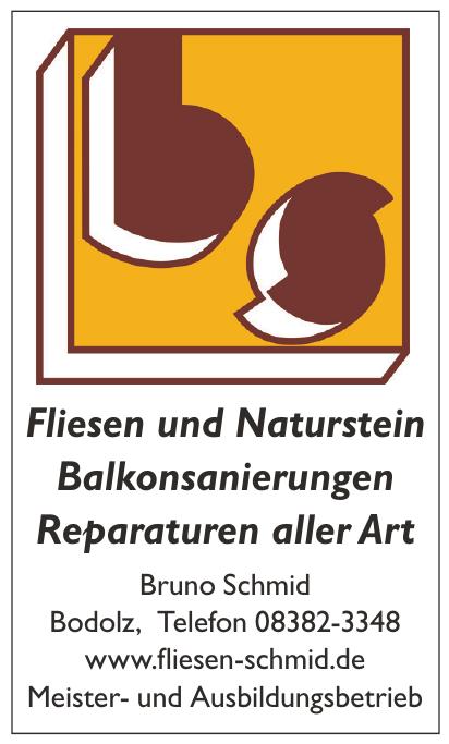 Bruno Schmid