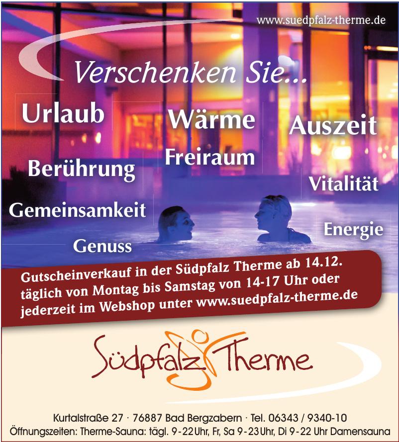 Südpfalz Therme Bad Bergzabern