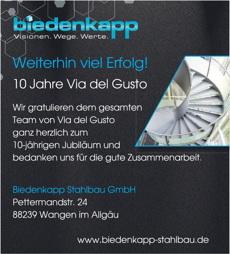 Biedenkapp Stahlbau GmbH