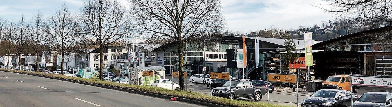 """Der Handwerkerpark bietet zahlreiche Vorteile für die dort ansässigen Unternehmen. Mit """"Aischbach II"""" steht eine Erweiterung an."""