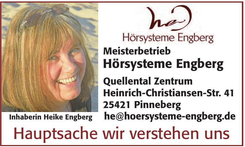 Meisterbetrieb Hörsysteme Engberg