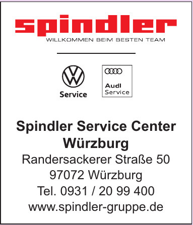 Spindler Service Center Würzburg