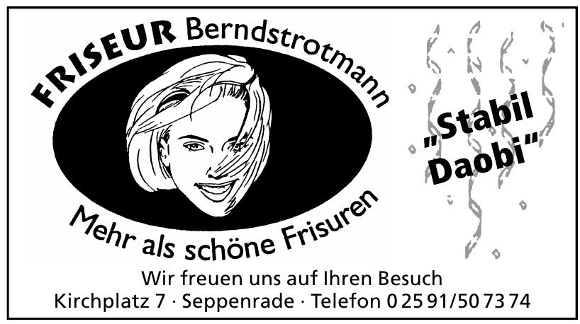 Friseur Berndstrotmann