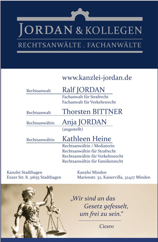 Jordan & Kollegen Rechtsanwälte - Fachanwälte