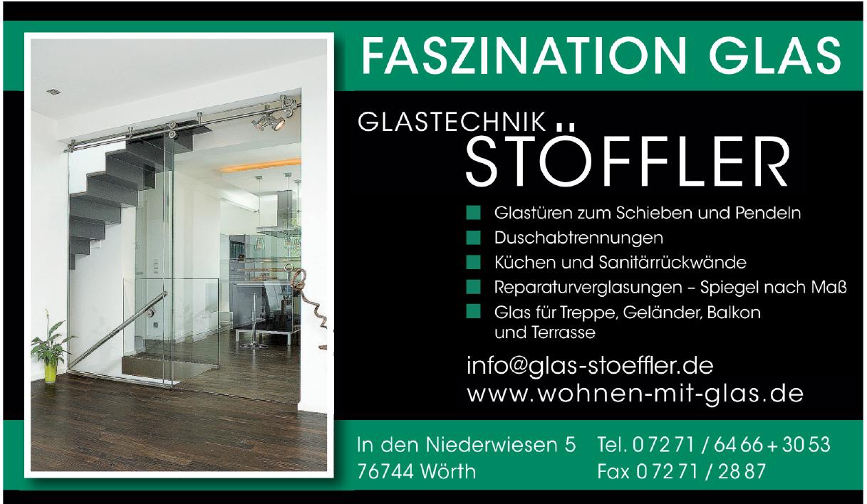 Glastechnik Stöffler
