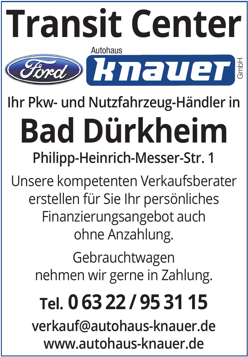 Autohaus Knauer GmbH